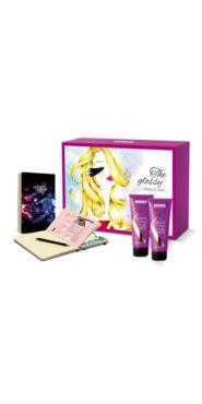 Glossy beauty box