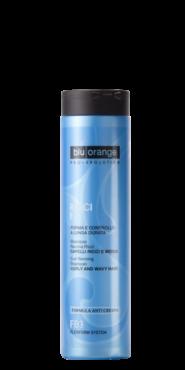 Curl reviving shampoo