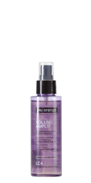 Active volume booster spray