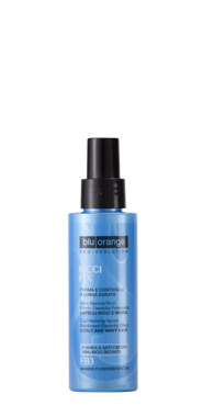 Curl reviving serum reinforced elasticity effect