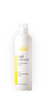 Nourishing vitamin shampoo