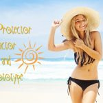 sun protector factor and phototype